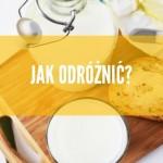 alergia na białka mleka czy nietolerancja laktozy