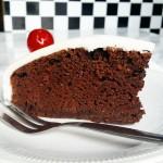 wykwintne ciasto kakaowe