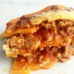 dyniowa lasagne bez makaronu