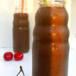 koktajl kakaowo-wiśniowy
