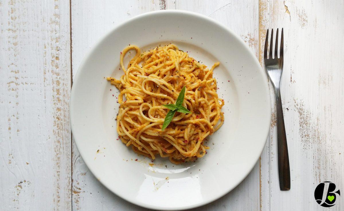 toskański sos dyniowy