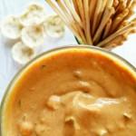 pomidorowo-pietruszkowy dip z curry