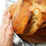 najprostszy drożdżowy chleb