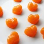 domowe żelki marchewkowe