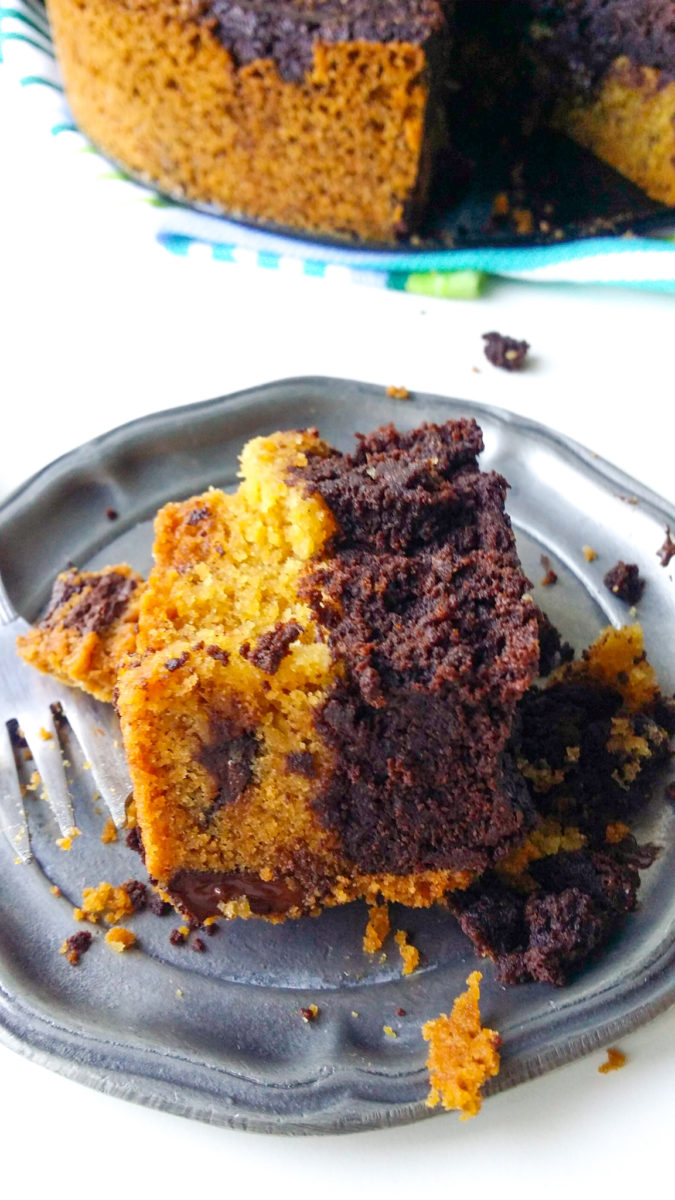 Ciasto ciasteczkowe brownie