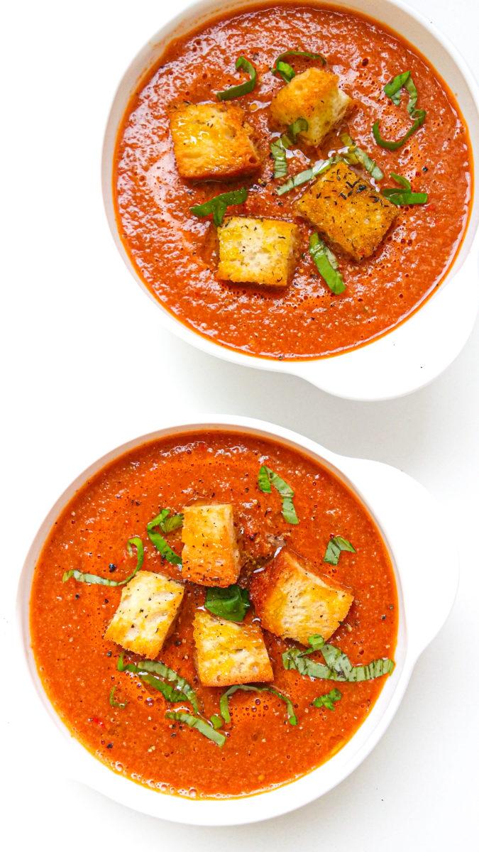 klasyczne gazpacho