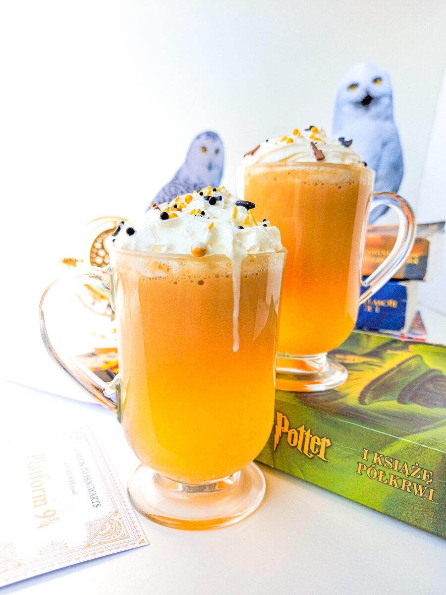 kremowe piwo Harry'ego Pottera
