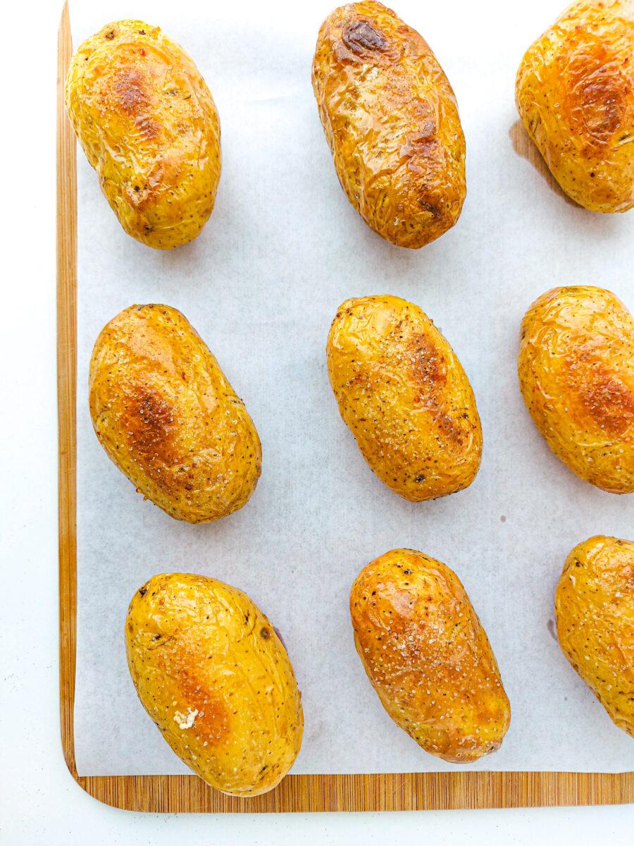 pieczone ziemniaki doskonałe