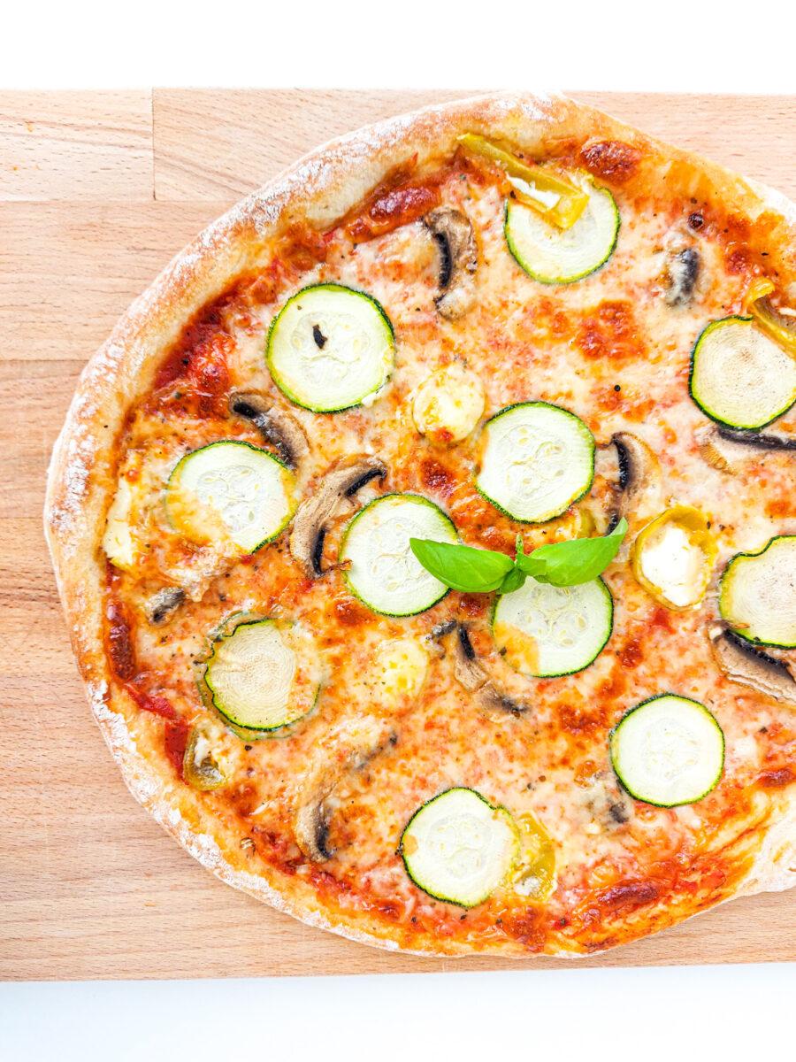 nalepsze ciasto na pizzę