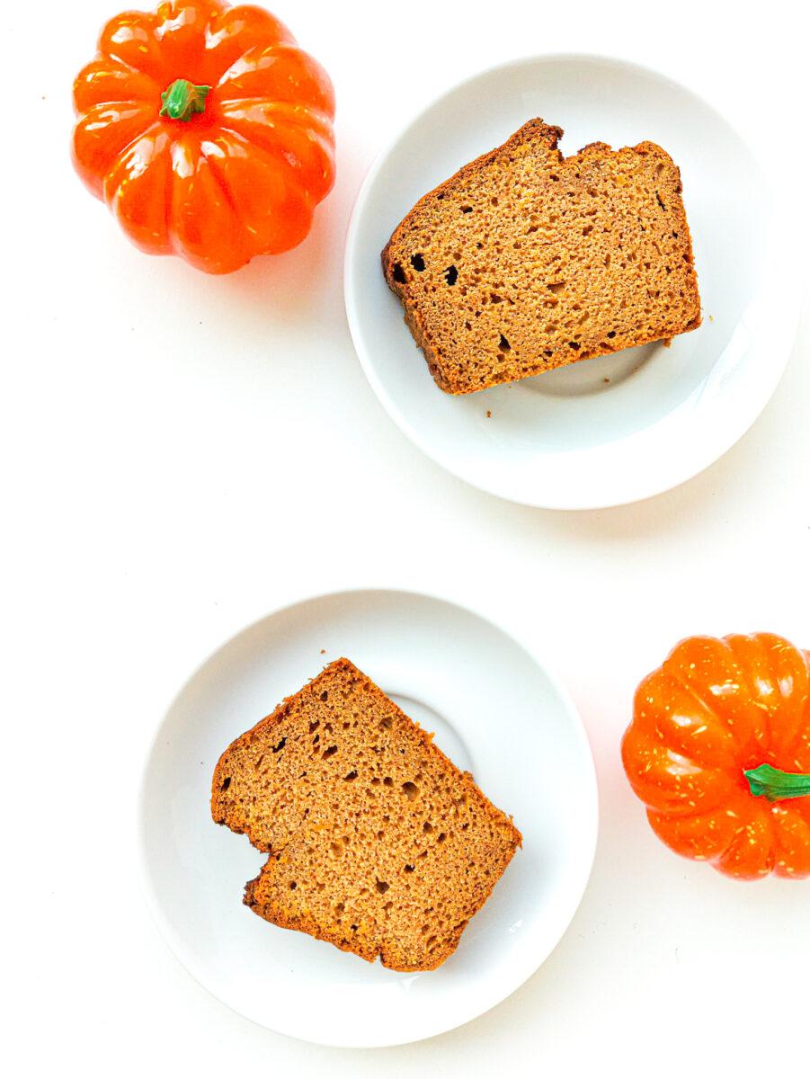 prosty chlebek dyniowy