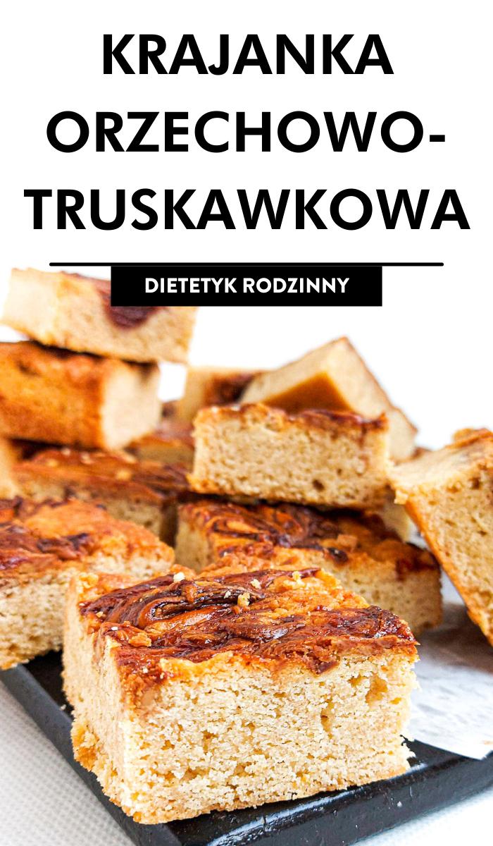 krajanka orzechowo-truskawkowa