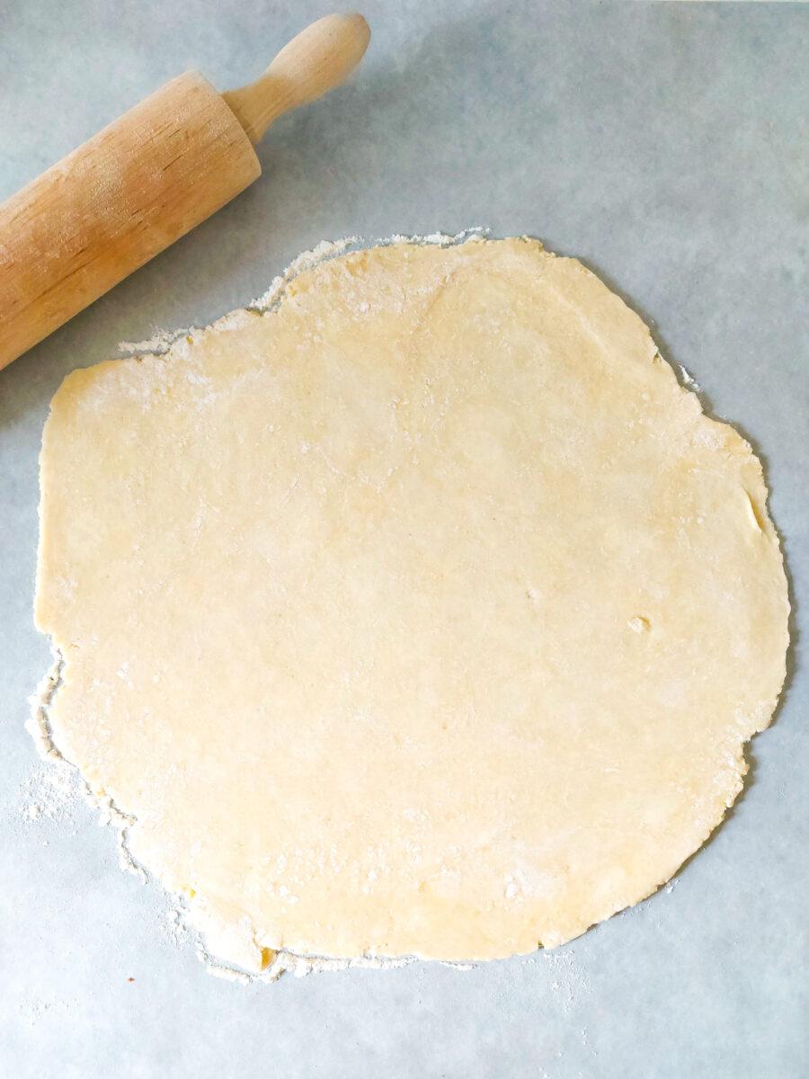 krcuhe ciasto na tarty