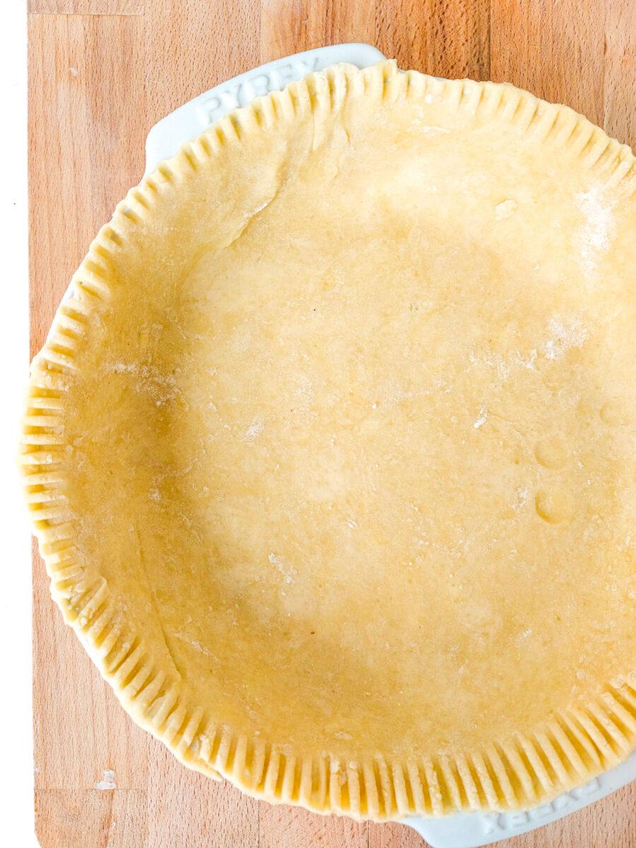 kruche ciasto na tarty