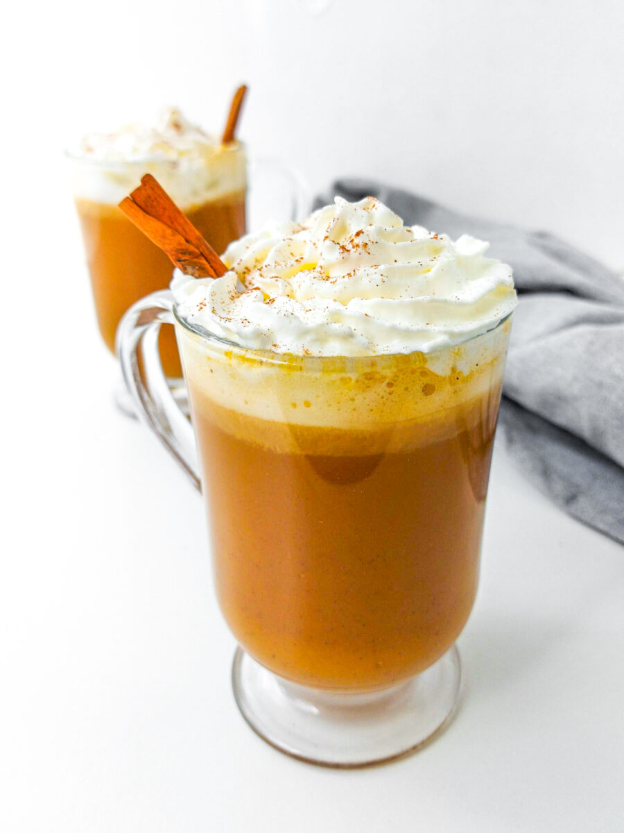 latte piernikowa